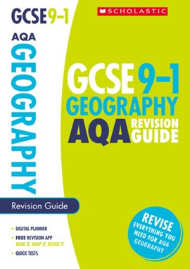 Geography revision guide for AQA by Daniel Cowling