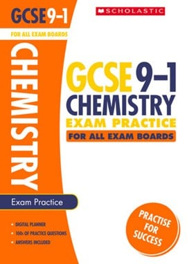 Chemistry. Exam practice for all boards by Sarah Carter