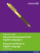 Edexcel International GCSE/Certificate English A. Revision guide