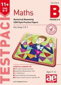 11+ Maths Year 57 Testpack B Papers 58