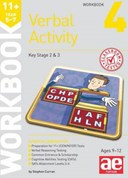 11+ Verbal Activity Year 5-7 Workbook 4
