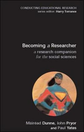 Becoming a researcher by Mairead Dunne
