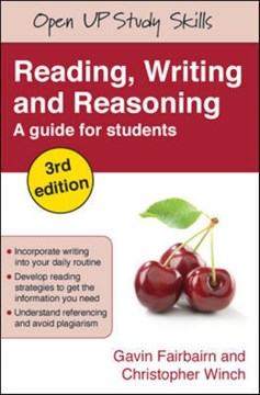 Reading, writing and reasoning by Gavin Fairbairn
