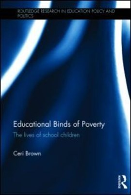 Educational binds of poverty by Ceri Brown