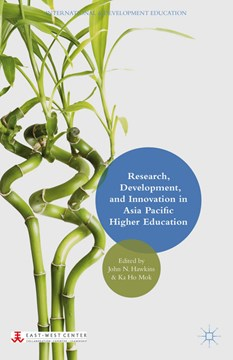Research, development, and innovation in Asia Pacific higher education by J. Hawkins