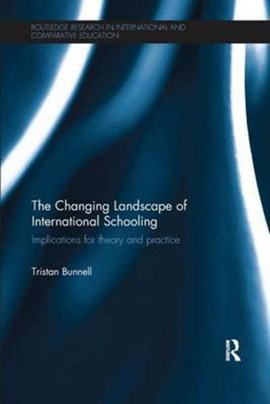The changing landscape of international schooling by Tristan Bunnell