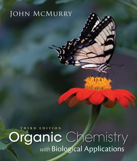 Study Guide with Solutions Manual for McMurry's Organic Chemistry: With Biological Applications, 3r by John McMurry