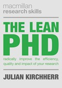 The lean PhD