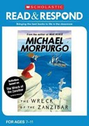 Activities based on The wreck of Zanzibar by Michael Morpurgo