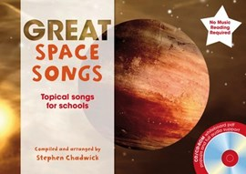 Great space songs by Stephen Chadwick