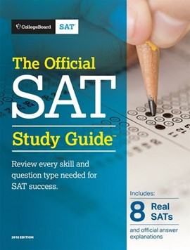 The official SAT study guide by College Entrance Examination Board