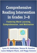 Comprehensive reading intervention in grades 3-8