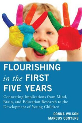 Flourishing in the first five years by Donna Wilson