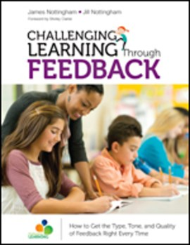 Challenging learning through feedback by James A. Nottingham