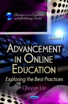 Advancement in Online Education by Qiuyun Lin