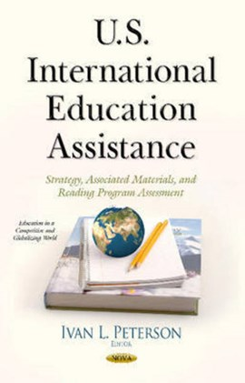 U.S. international education assistance by Ivan L Peterson