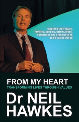 From my heart by Neil Hawkes