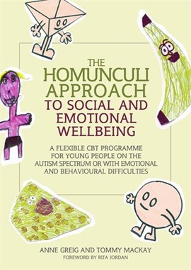The Homunculi approach to social and emotional wellbeing by Anne Greig