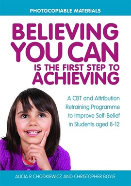 Believing you can is the first step to achieving by Christopher Boyle
