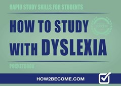 How to study with dyslexia pocketbook