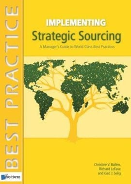 Implementing Strategic Sourcing by Van Haren Publishing
