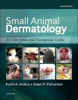Small animal dermatology by Keith A. Hnilica