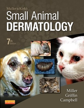 Muller & Kirk's small animal dermatology by William H Miller