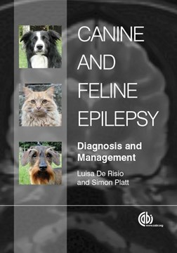 Canine and feline epilepsy by Luisa De Risio