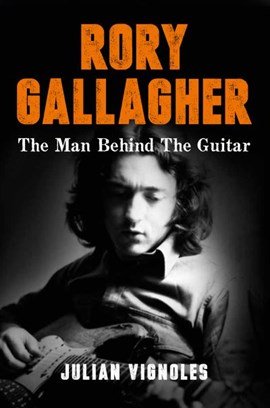 Rory Gallagher by Julian Vignoles