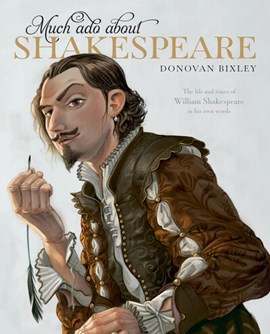 Much ado about Shakespeare by Donovan Bixley