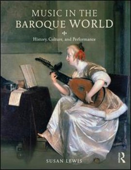 Music of the baroque by Susan Lewis Hammond
