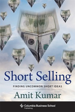 Short selling by Amit Kumar