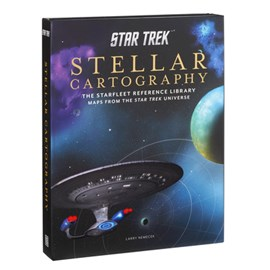 Star Trek: Stellar Cartography by Mr. Larry Nemecek