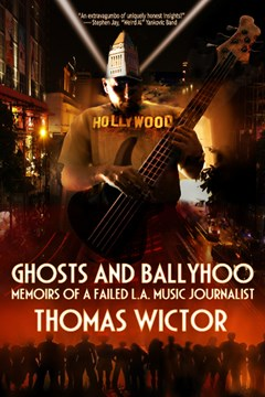 Ghosts and ballyhoo by Thomas Wictor