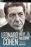 Leonard Cohen and philosophy