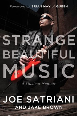 Strange beautiful music by Joe Satriani