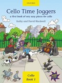 Cello Time Joggers + CD