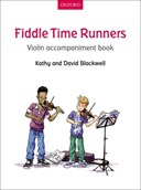 Fiddle Time Runners Violin Accompaniment Book