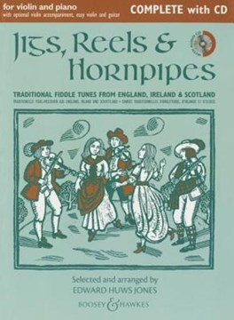 Jigs, Reels & Hornpipes, Complete by Edward Huws Jones