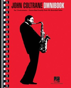 Coltrane John Omnibook for C Instruments Book by