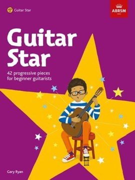 Guitar Star, with CD by Lester Barnes