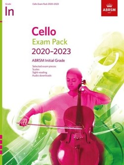Cello Exam Pack 2020-2023, Initial Grade by ABRSM