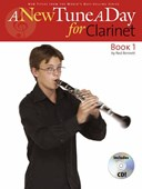 A new tune a day for clarinet. Book 1