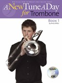 A new tune a day for trombone. Book 1