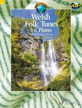 Welsh Folk Tunes for Piano by Hal Leonard Publishing Corporation