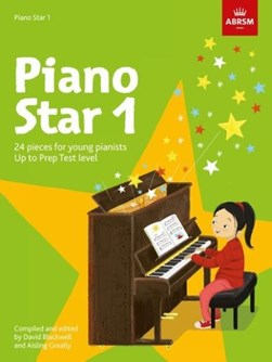 Piano Star, Book 1 by David Blackwell