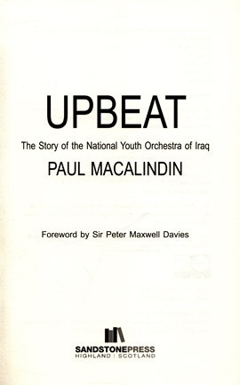 Upbeat by Paul MacAlindin