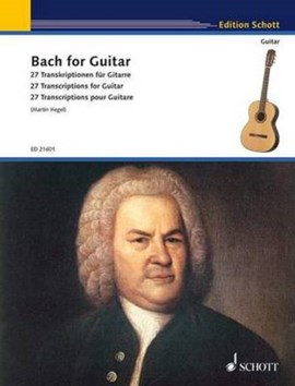 Bach for Guitar by Johann Sebastian Bach