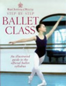 Royal Academy of Dancing step-by-step ballet class