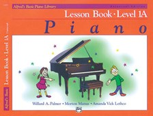 Alfred's Basic Piano Lesson Book 1A